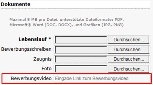 Groß Akzeptable Dateiformate Für Lebensläufe Bilder ...
